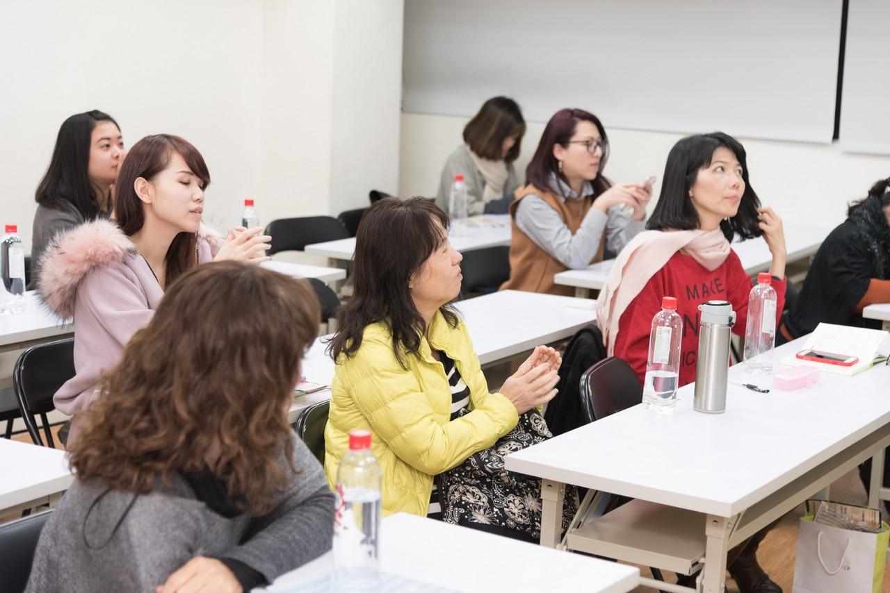 美人計美體衣 經營經驗討論分享會