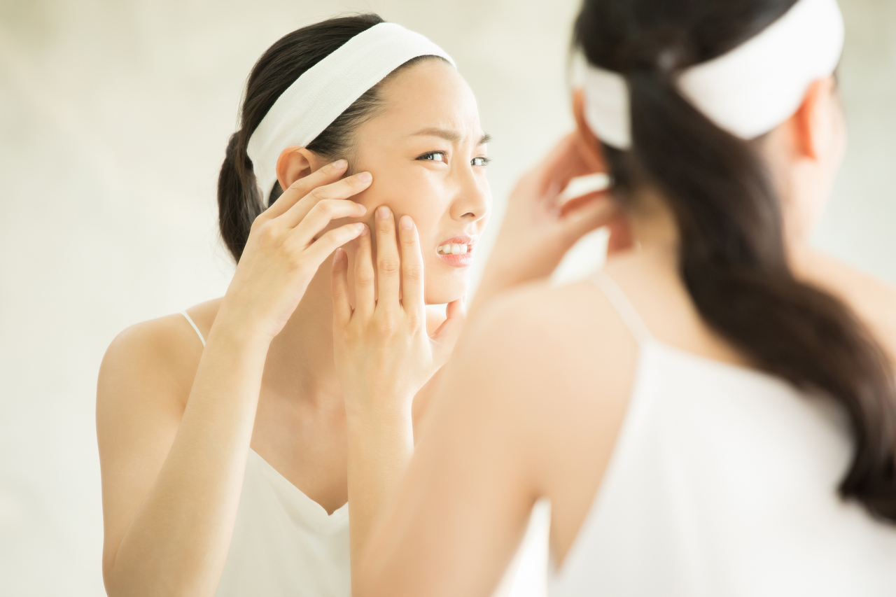 黑頭粉刺怎麼去除 乾性洗、臉護理很重要
